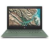 HP Chromebook 11 G8 EE - Ordenador Portátil de 11.6' HD IPS (Intel Celeron N4120, 4 GB RAM, 32 GB eMMC, Gráficos Intel UHD 600, Chrome OS)