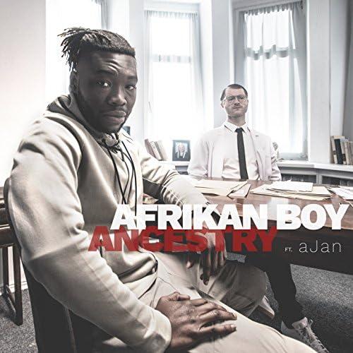 Afrikan Boy feat. ajan