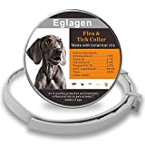 Best Flea Collar For Dogs - Eglagen Flea and Tick Prevention for Dogs, Waterproof Review