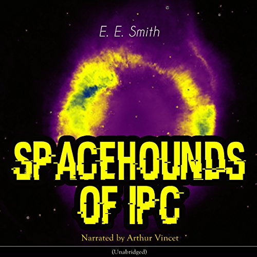 Spacehounds of IPC cover art