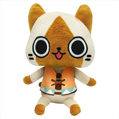 Airou village DX My Airou Airou stuffed animals L by Capcom