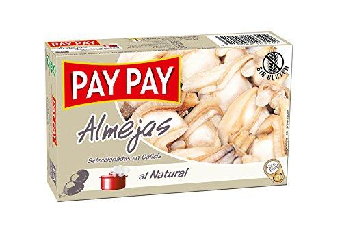 Pay-Pay - Almejas Al Natural 115 g