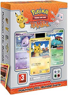 pokemon rumble cards