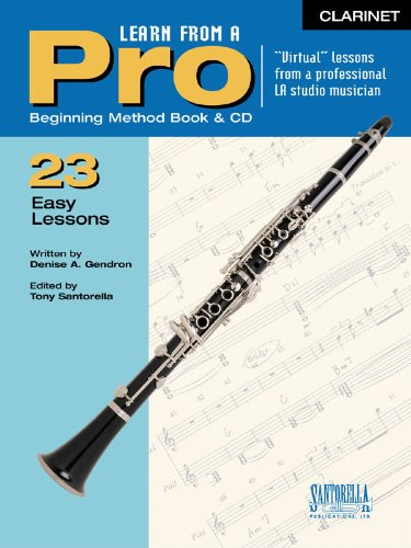 How To Play Clarinet * Now with CD!