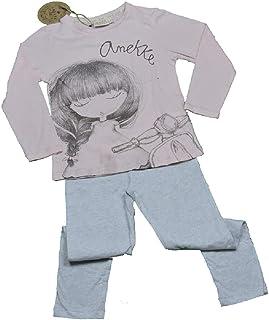 Pijama Anekke Traveller Rosa