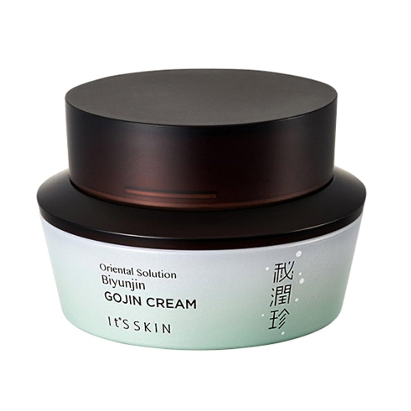 沼地カナダほうき【イッツスキン】 IT'S SKIN Bi Yun Jin Gojin Cream 【韓国直送品】 OOPSPANDA