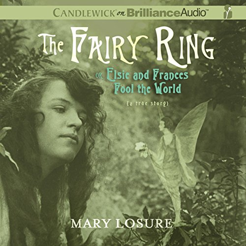 The Fairy Ring audiobook cover art