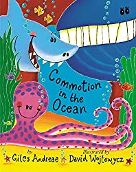 Commotion in the Ocean Plus a list of all time favorite children's books, includes a free file