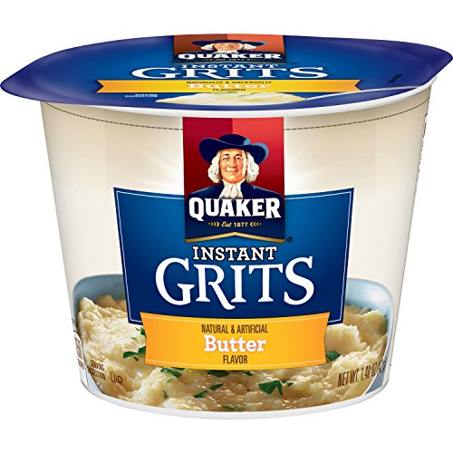 Quaker Butter Flavor Instant Grits 12-Pack Now $9.40 (Was $16.48)