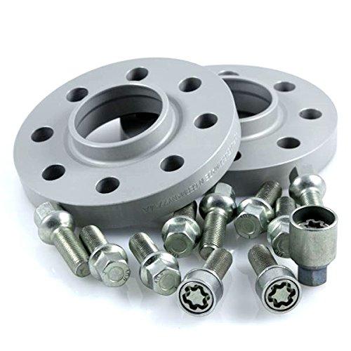 H&R TuningHeads 1040464.DK.55668-15.A4-S4-8W-B9-B8 Spurverbreiterung, 30 mm/Achse
