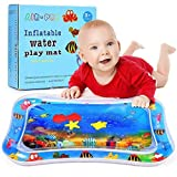 Babies Bloom Blue Baby Inflatable Tummy Time Inflatable Water Play Mat