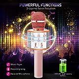 Zoom IMG-1 bearbro microfono karaoke bluetooth con