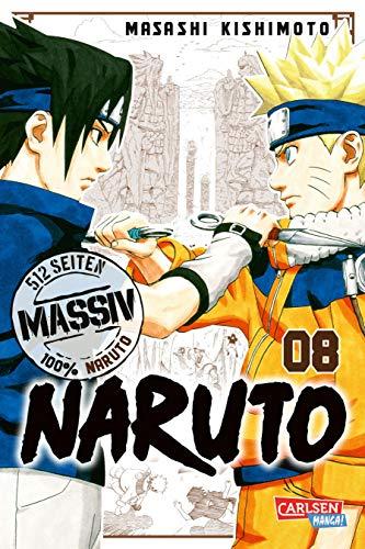 NARUTO Massiv 8: Die Originalserie als umfangreiche Sammelbandausgabe! (8)