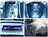Zoom IMG-2 whirlpool vasca idromassaggio all aperto