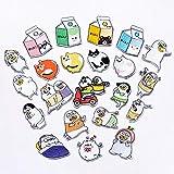 Parches para planchar/Patch Sticker, aplicado para la camiseta jeans Ropa Chaqueta Mochila Bolso y zapato, 22PCS para animales pequeños