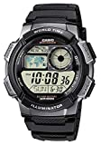 Casio Collection AE-1000W-1BVEF, Orologio con Luce LED da Uomo, Nero/...