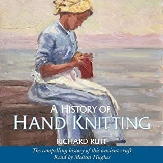 A History of Hand Knitting cover art