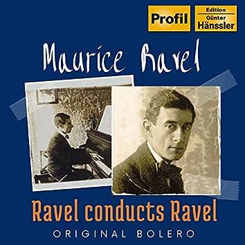Ravel Conducts Ravel
