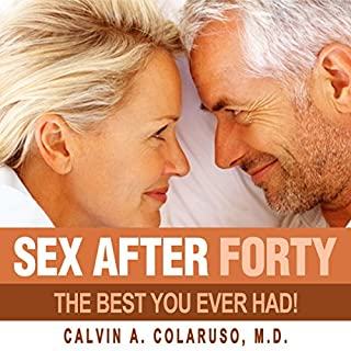 Sex After Forty audiobook cover art