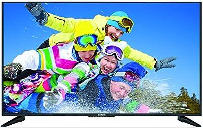 "Komodo by Sceptre KU515R 50"" 4K UHD Ultra Slim LED TV 3840x2160 Memc 120, Metal Black 2019 from Sceptre"