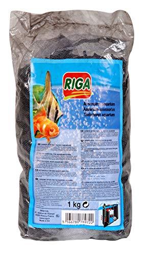 Riga 076972 Filterkohle, 1 kg