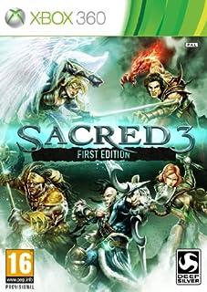 Sacred 3 (Xbox 360) (B00ITI6C0W) | Amazon price tracker / tracking, Amazon price history charts, Amazon price watches, Amazon price drop alerts