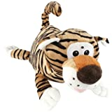 Chuckle Buddies Tiger Electronic Plush [並行輸入品]