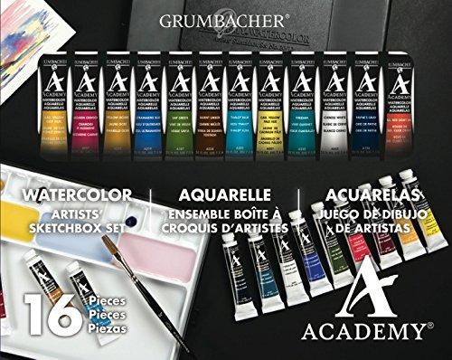 Grumbacher Academy Watercolor Paint