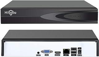 جهاز تسجيل فيديو بشبكة NVR فل اتش دي 1080P NVR يدعم تقنية كشف الحركة من Onvif P2P لنظام مراقبة الأمن CCTV (القرص الصلب غير...