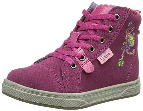 Prinzessin Lillifee Mädchen 470546 Kurzschaft Stiefel, Pink (Fuchsia), 26 EU