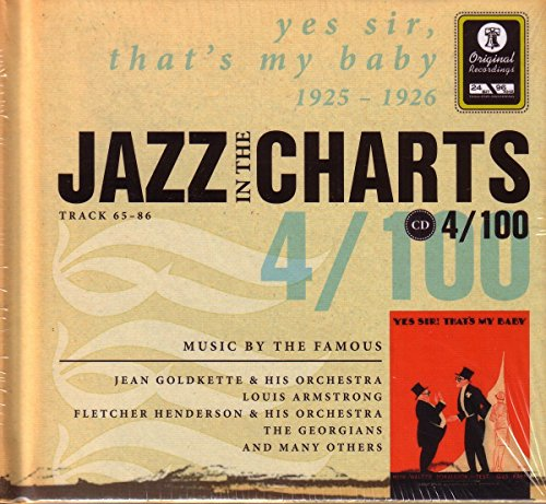 Jazz in the Charts 4/1925-1926