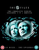 X-Files Complete Seasons 1-9/Movies