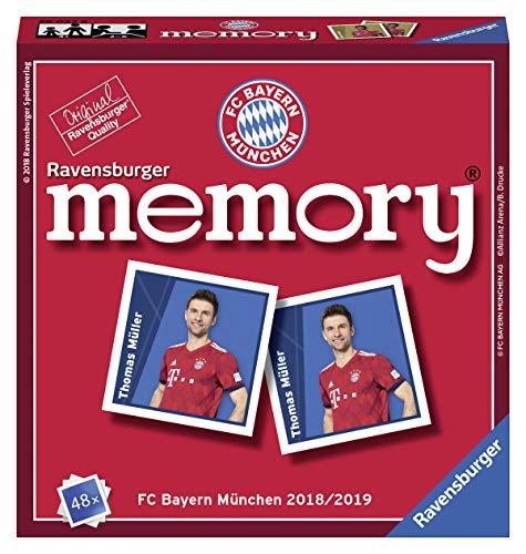 Ravensburger Memory 26022 Mini 19, Bayern München - Version Allemande