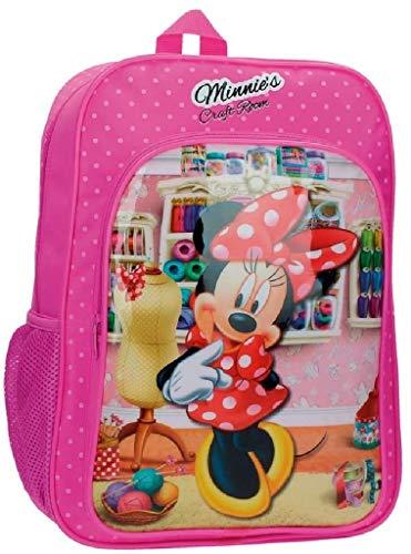 Disney Craft Room Sac Scolaire, 40 cm, 19,2 L, Rose 4752351