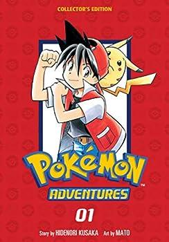 Pokémon Adventures Collector s Edition Vol 1  1