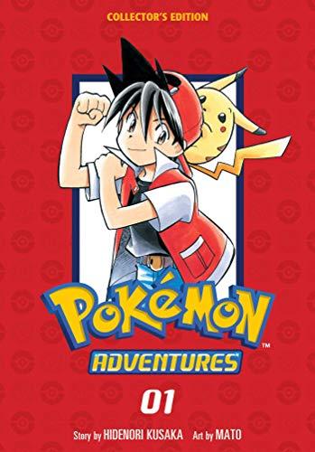 Pokémon Adventures Collector's Edition, Vol. 1, 1