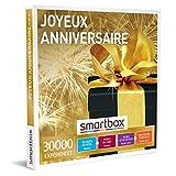 SMARTBOX - Coffret Cadeau d'anniversaire - Idée cadeau original pour homme ou femme : 30 000 possibilités d'expériences et activités