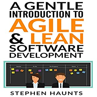A Gentle Introduction to Agile and Lean Software Development audiobook cover art