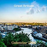 Great Britain Calendar 2021