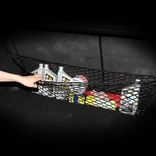 AndyGo Car Trunk Elastic Cargo Net Fit for Mazda 2 5 6 Series CX-5 CX-7 CX-9 Atenza Axela MPV RX-7 RX-8