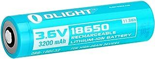 OLIGHT(オーライト) 18650 3200mAh リチウムイオン電池 S2R Baton II専用バッテリー 3.6V