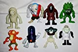 Happy Meal Toys McDonalds - 2003 Stretch SCREAMERS Complete Set