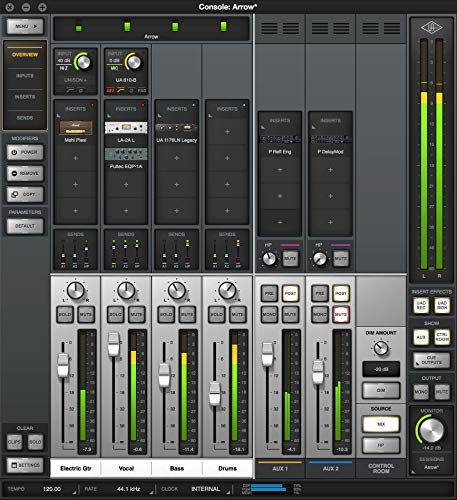 best budget thunderbolt audio interface - Universal Audio Arrow Thunderbolt 3 Audio Interface,Gray