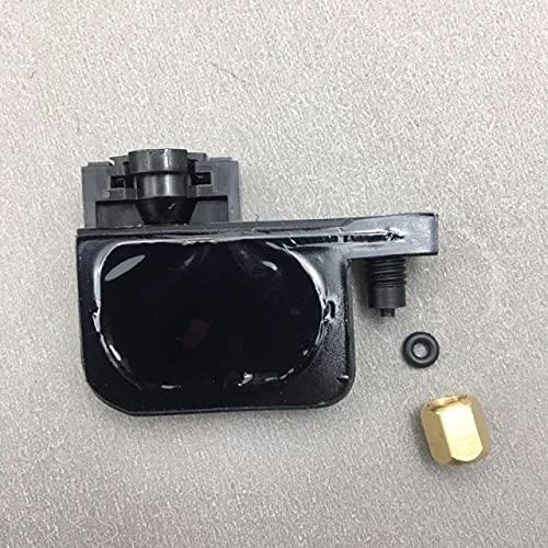 satukeji 100% 20PCS DX3 DX4 Compatible con DX5 pequeño Amortiguador Negro Compatible con Impresora UV solvente Compatible con Epson R1800 1900 1390 2400 Compatible con Roland Compatible con Filtro de