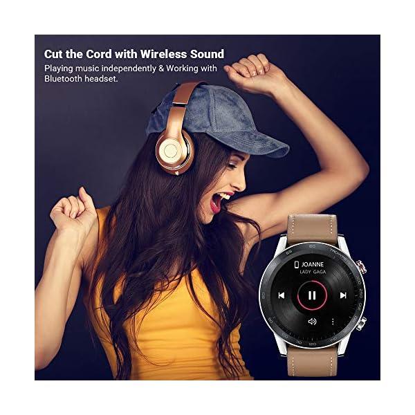 Honor Magic Watch 2 (46mm) - Smartwatch Flax Brown 7