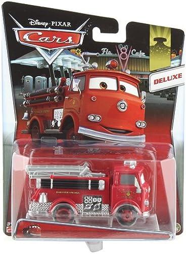 soporte minorista mayorista Mattel Mattel Mattel Disney Pixar Cars Deluxe OverTallad Die-Cast Vehicle, rojo  ahorre 60% de descuento