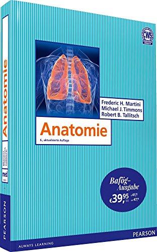 Anatomie - Bafög-Ausgabe (Pearson Studium - Medizin)