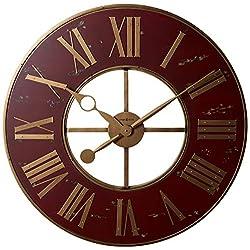 Howard Miller BORIS Wall Clock, Special Reserve