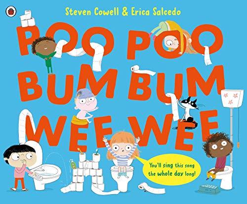 Poo Poo Bum Bum Wee Wee (English Edition)