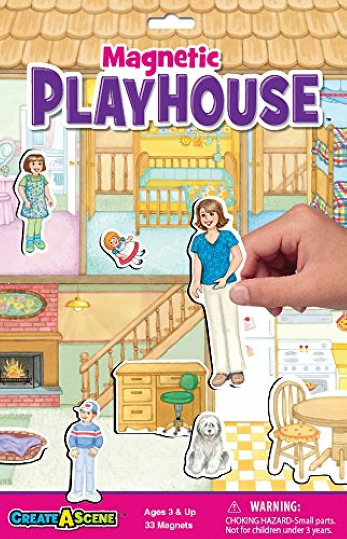 Patch Produkte magnetisch create-a-scene-playhouse, andere, mehrfarbig B002ZAZJSG   Sehr gelobt und vom Publikum der Verbraucher geschätzt